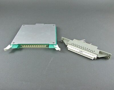 HP 44470A Multiplexer Module with 44470-62101 Connector Block