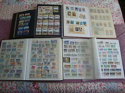 Nice stamp collection/mixture, 100 different mint & used wide range of countries