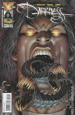 Darkness (2002- 2nd Series) #21 FN