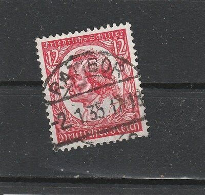 Deutsches Reich 1934 Mi.Nr.555 Stempel Ratibor Lot AM 1302