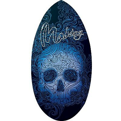 Maddog Wedge Skull Skim Board 41 Water Beach Side Fun