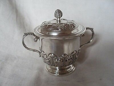 Trophy Prize Cup Miniature Sterling Silver Sheffield 1923