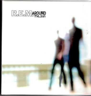 R.E.M. REM  Around the Sun  LIMITED EDITION CD ALBUM BOX SET WITH 14 POSTERS NEW