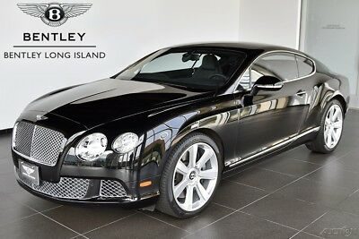 2012 Bentley Continental GT W12 Offered for Sale by Long Island's Only Factory Authorized Bentley Dealer
