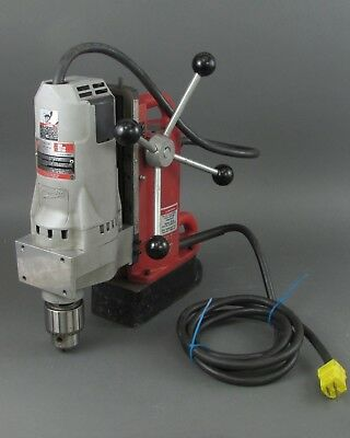 """Milwaukee 4202 Electromagnetic Variable Drill Press w/ 4262-1 Drill Motor 3/4"""""""