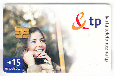 Europe  Telecarte / Phonecard .. Pologne 15Zt Tp Fille Sexy Girl 09/06 Chip/puce