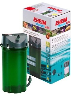 Eheim Classic 250 External Filter Canister Filter Up To 250ltr RRP £100!!