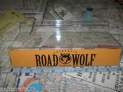 Authentic Road Wolf Boots Plastic Shoe/Boot Display Shelf