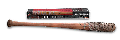 "THE WALKING DEAD - 'Lucille' 32"" Negan's Bat Prop Replica (McFarlane Toys) #NEW"
