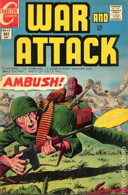War and Attack (1964) #63 VG/FN 5.0 LOW GRADE