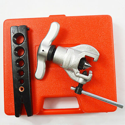 Top Quality Flaring Tool Non Ratcheting Cone Feed Screw Handle Tube Dending Form