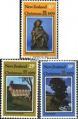 New Zealand 779-781 (complete issue) unmounted mint / never hinged 1979 christma