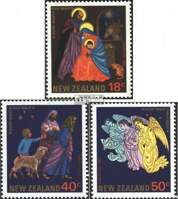 New Zealand 942-944 (complete issue) unmounted mint / never hinged 1985 christma