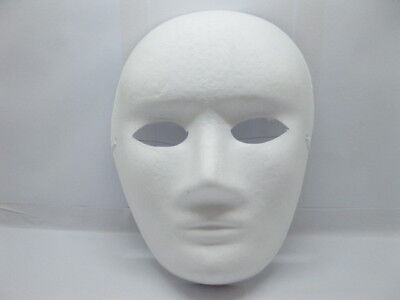 10 New DIY Male Masks Dress Up Party Favor