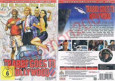 DVD R2 DRIVING ME CRAZY TRABBI GOES TO HOLLYWOOD Billy Dee Williams Region 2 NEW