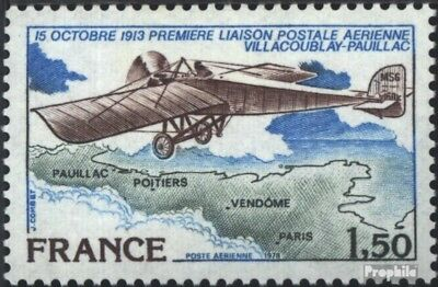 France 2123 (complete issue) unmounted mint / never hinged 1978 Airmail