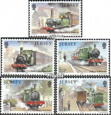 united kingdom-Jersey 355-359 (complete issue) unmounted mint / never hinged 198