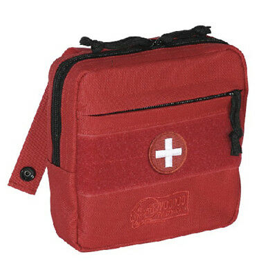 Voodoo Tactical 15-002316000 Red Tactical First Aid Pouch