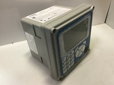 Rosemount Analytical Model 56-03-22-38-HT pH/ORP 4 Relay HART 85-265VAC *Details