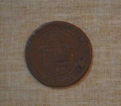 1627-1631 1 Ore -  Sweden - 1 Ore - About Good/good Details - Over 350 Years Old