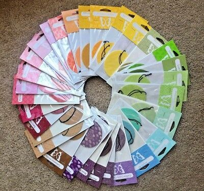 31 NEW SEALED Scentsy Scent Circles