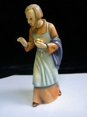 Vintage Hummel Nativity Set Joseph Figurine HUM - 214/B  By Goebel TMK - 3