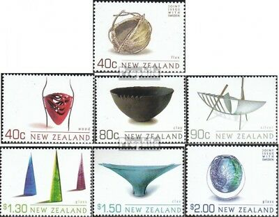 New Zealand 1985-1991 (complete.issue.) unmounted mint / never hinged 2002 Art