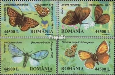 Romania 5677-5680 (complete.issue.) unmounted mint / never hinged 2002 Locals Bu