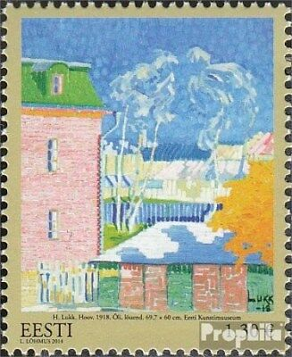 Estonia 810 (complete.issue.) unmounted mint / never hinged 2014 Art