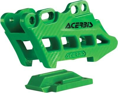 Acerbis 2410970006 Chain Guide 2.0 Kxf Grn