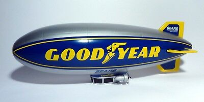 Goodyear Sears Blimp Coin Bank Liberty Classics New Boxed Diecast