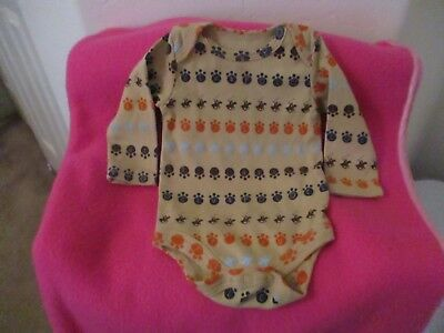 Baby boy Beverly Hills Polo Club creeper size 0-3 mos. - Excellent