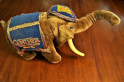 Ringling Bros and Barnum Bailey Circus Gunther Gable William Farewell Tour King