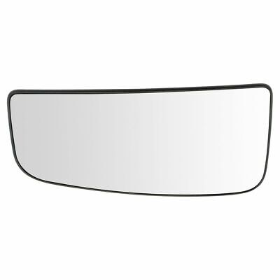 For 2015-2019 Ford F-150 Lower Mirror Glass Left Driver Side LH #4568 Non Towing