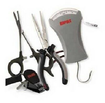 Rapala RTC6PFSC Combo Pack Pliers Forceps Scale & Clipper