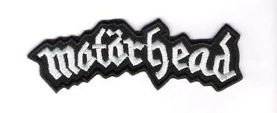 patch embroidered / écusson thermocollant Motörhead