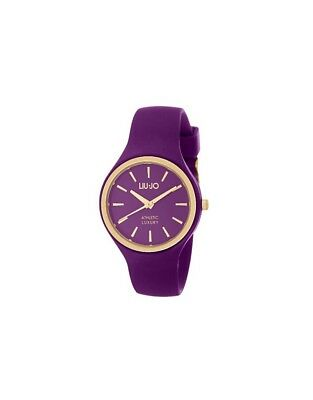 Orologio Liu-Jo LUXURY Silicone SPRINT Purple/Gold - TLJ1144