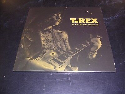 "T. Rex (Marc Bolan) - Jewel Ltd 7"" Single Mint + Free Uk P&p"