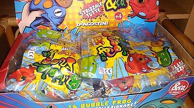 12 Bustine RANE BUBBLE FROG & CO. Nuove.
