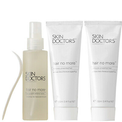 Skin Doctors Body Depilatories Hair No More Set