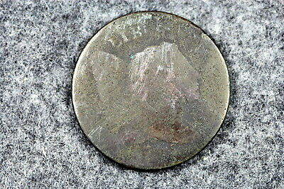 Estate Find 1795 - Flowing Hair Large Cent!! #H1345