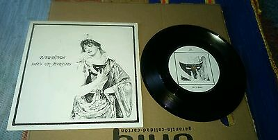 "Bauhaus - shes in parties - 7""single 1983 ex.con"