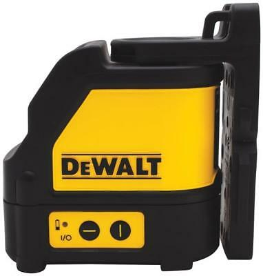 New Dewalt Dw088Cg Self Leveling Cross Line Laser Level 165' Range 2667350
