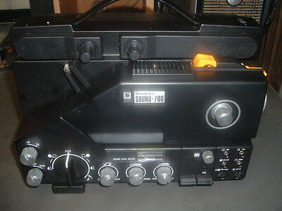Used - Sankyo / Sound - 700/501 - Super 8 / Single 8 - Vintage Movie Projector