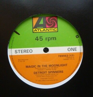 """Detroit Spinners Magic In The Moonlight 12"""""""