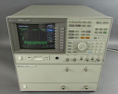 HP / Agilent 89440A Vector Signal Analyzer & 89431A RF Section + Loaded w/ OPT's