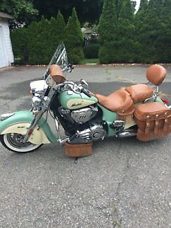 2016 Indian Indian  2016 INDIAN CHIEF VINTAGE