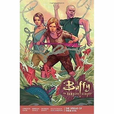 Buffy Season 11 Volume 1: The Spread Of Their Evil - Paperback NEW Whedon, Joss