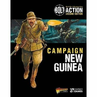 Bolt Action: Campaign: New Guinea - Paperback NEW Barber, Mark