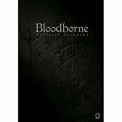 Bloodborne Official Artworks - Paperback NEW Sony 04/07/2017
